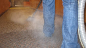 Using heat when cleaning means more soil removal.
