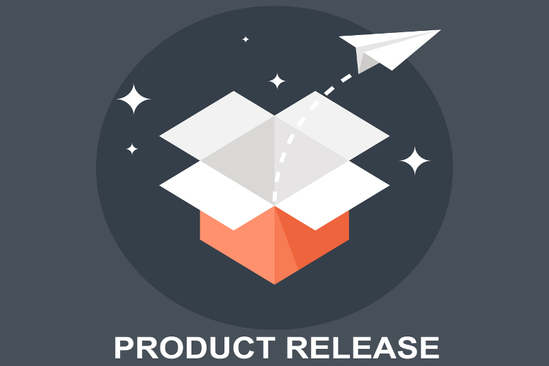 new product release unveil