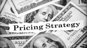 pricing strategy money sales