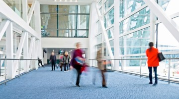 crowd airport commercial carpet warranties