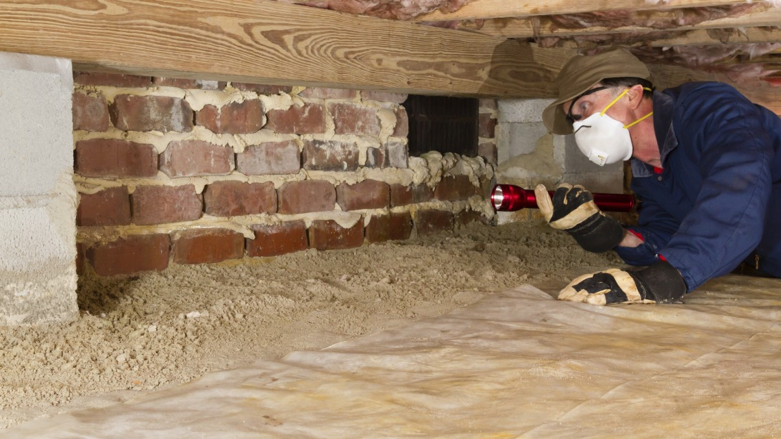 Reets Launches New Crawlspace Encapsulation Class Cleanfax