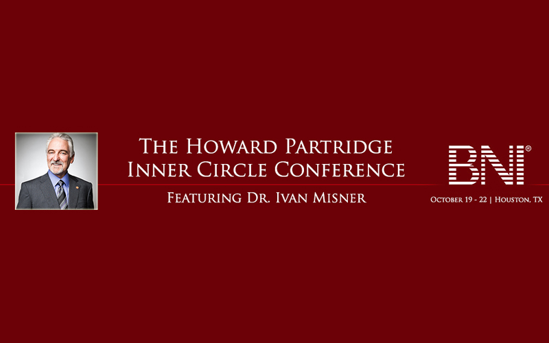 Howard Partridge Inner Circle Conference