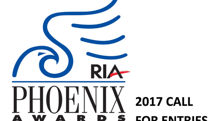 Restoration professionals should turn in their entries for the 2017 RIA Phoenix Award competition.