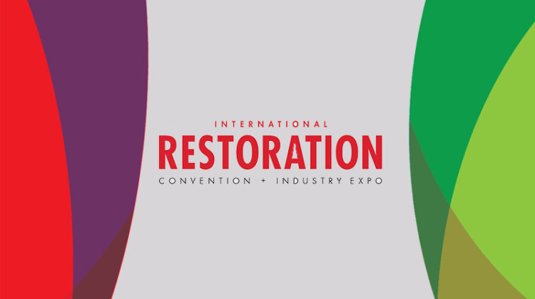 Registration Open for International Restoration Convention and Industry Expo