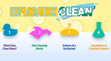 exploration clean home page for middle school cleaning education from aci